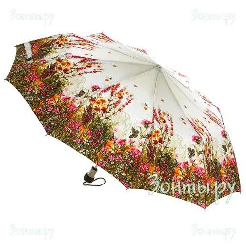 Зонт женский полуавтомат Zest 53616 Полевые цветы