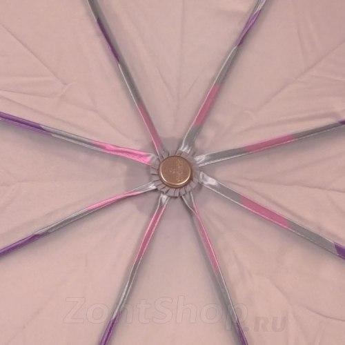 Зонт женский автомат Три слона 107 Бежевый