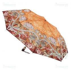 Зонт женский автомат Zest 23845 Оранжевый
